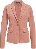 cotton jersey jackets women shopstyle uk. Black Bedroom Furniture Sets. Home Design Ideas