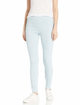 Amazon Essentials Women's Colored Skinny Pull-On Jegging Sky-14 UK Regular