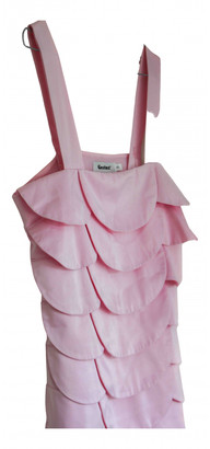 Gestuz Pink Polyester Dresses