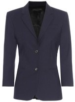 The Row Schoolboy wool blazer