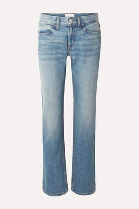 Slvrlake SLVRLAKE - Tyler Mid-rise Straight-leg Jeans - Light denim