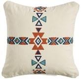 Levtex 'Lisbon' Embroidered Pillow