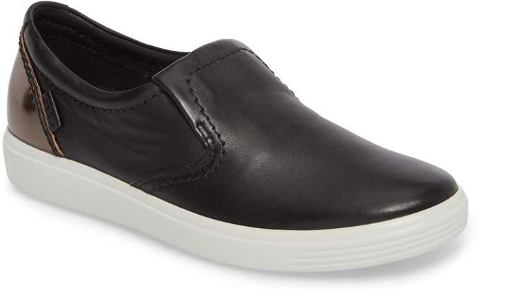 5038196f5d61b3 Ecco Black Women s Sneakers - ShopStyle
