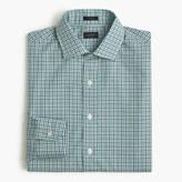 J.Crew Crosby shirt in laurel green check