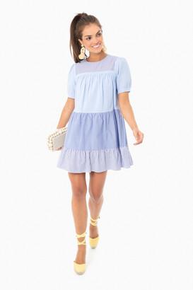 ENGLISH FACTORY Quinn Dress