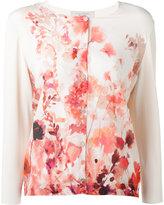 D-Exterior D.Exterior - floral cardigan - women - Polyester/Viscose - M