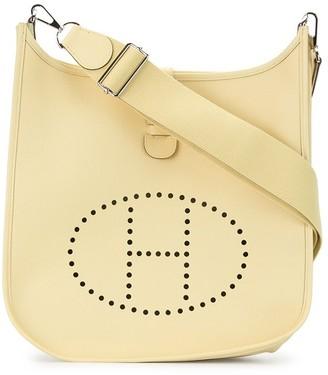 Hermes 2015 Evelyne GM shoulder bag