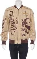 Vivienne Westwood Printed Bomber Jacket