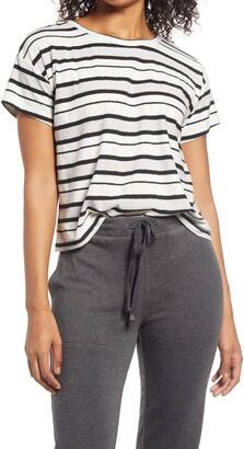 Lou & Grey Kira Stripe T-Shirt