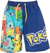 Pokemon Boys Swim Shorts