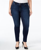 Style&Co. Style & Co. Plus Size Stretch Skinny Jeans, Only at Macy's
