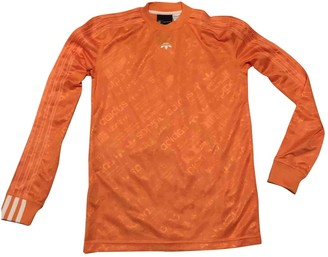 Adidas Originals By Alexander Wang Orange Top for Women