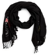 Undercover Perfect Day Wool & Cashmere Scarf