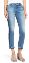 Hudson Women's Tilda Crop Straight Leg Jeans