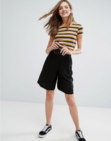 Monki Longline Shorts