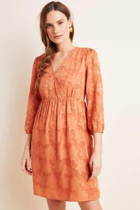 Daniel Rainn Lia Textured Mini Dress