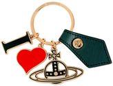 Vivienne Westwood Gadget I Love Metal Key Holder