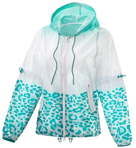 adidas by Stella McCartney Travel Pack Print Jacket