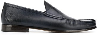 Doucal's Low-Heel Loafer