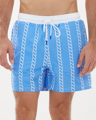 Malkin & Toad - Men's All gift sets - Couta Mainsheet Men's Swim Shorts - Size One Size, S at The Iconic