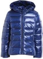 Benetton Down jacket dark blue
