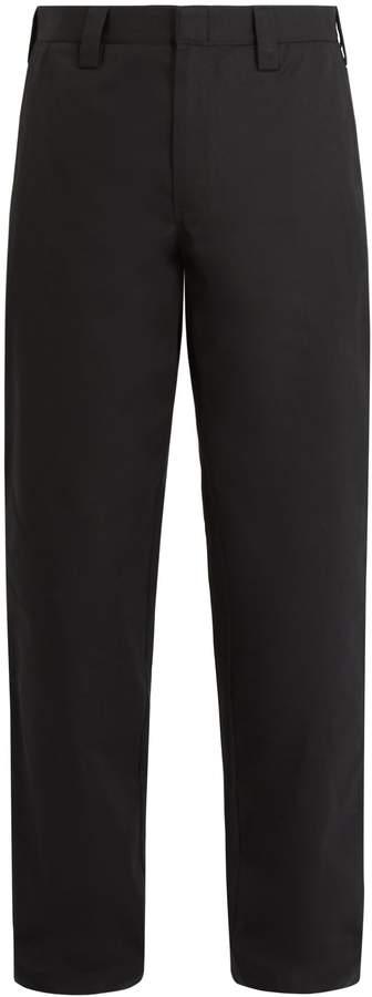Acne Studios Austin straight-leg trousers