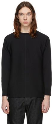 Minotaur Black Fly Knit Sweater