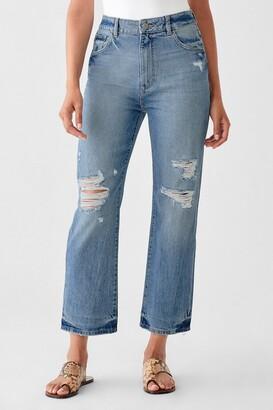 DL1961 Jerry High Rise Vintage Jeans