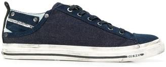 Diesel low lace-up sneakers