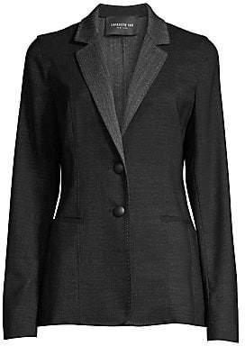 Lafayette 148 New York Women's Rozella Stretch Wool Jacket