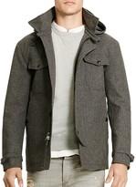 Polo Ralph Lauren Bonded Wool Blend Jacket