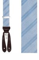 Trafalgar Men's 'Modena' Silk Suspenders