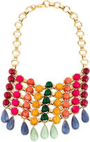Dannijo Gradient Bib Necklace