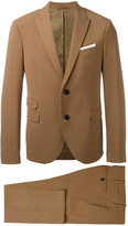 Neil Barrett two-piece suit - men - Cotton/Polyester/Polyurethane/Viscose - 50