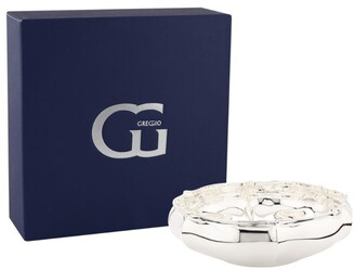 Greggio Silver Plated Georgian Centrepiece Bowl (27Cm)
