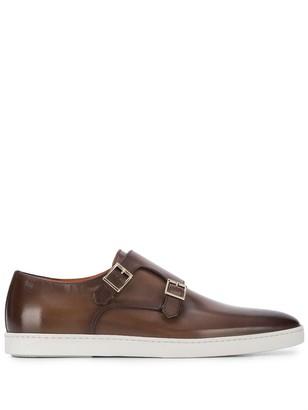 Santoni Monk-Style Sneakers