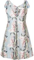 Zimmermann winsome trapeze dress - women - Linen/Flax - 0
