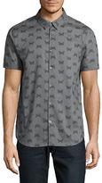 John Varvatos Star U.S.A. Mayfiled Slim Fit Sport Shirt