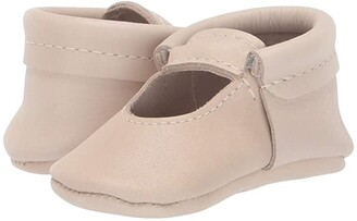 Freshly Picked Snowy Ballet Flat (Infant/Toddler) (Iridescent) Girl's Shoes