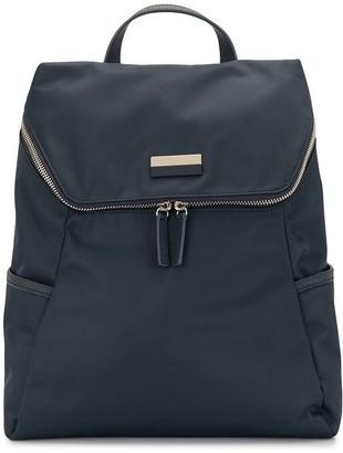 agnès b. Logo-Plaque Backpack