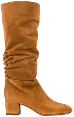Santoni Slouch Boots