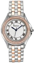 Freelook Women's HA2084RG-3 Phantome Classic Analog Roman Numeral Dial and Swarovski Bezel Watch