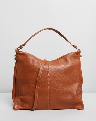 Bee Women's Brown Leather bags - Kemble - Size One Size at The Iconic