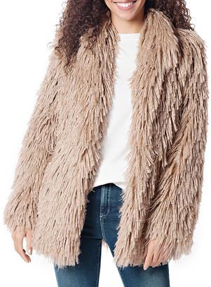 Fabulous Furs Alpaca Faux Fur Jacket