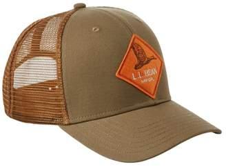 L.L. Bean Men's L.L.Bean Hunt Fish Trucker Hat