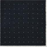 Reiss Beam - Wool Pocket Square in Blue, Mens