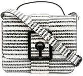 Rebecca Minkoff hook up handle satchel