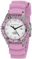 Momentum Womens Quartz Watch, Analogue Classic Display and Rubber Strap 1M-DV07WR1R