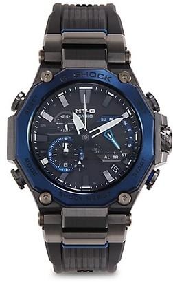G-Shock MT-G Analog Resin-Strap Watch