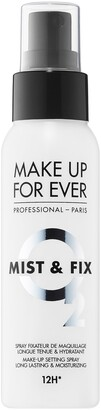 Make Up For Ever MAKE UP FOR EVER - Mist & Fix Hydrating Setting Spray